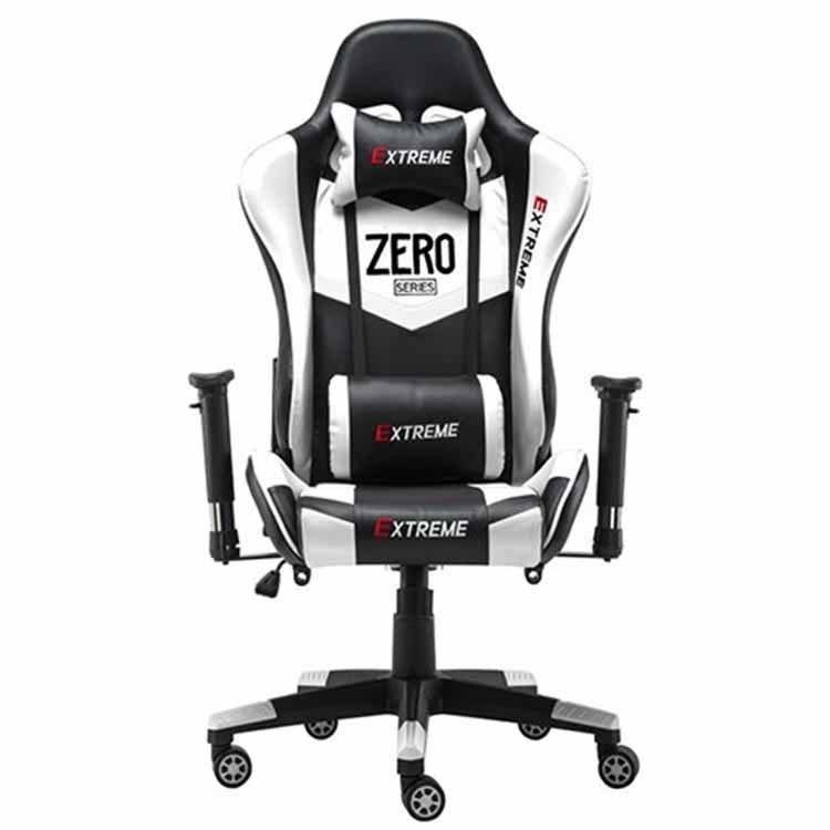 تصویر صندلی گیمینگ Extreme سری Zero – رنگ سفید