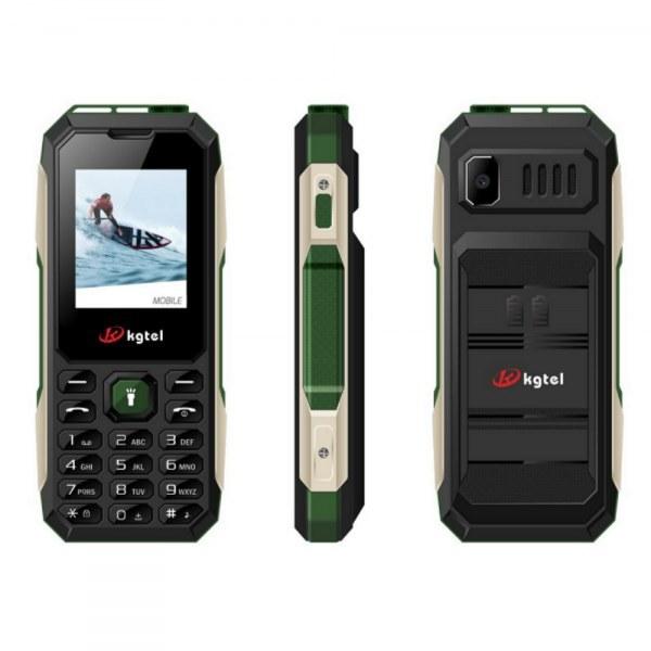 گوشی دکمه ای شرکتی  برند اصلی kgtel kt 110 ضد ضربه