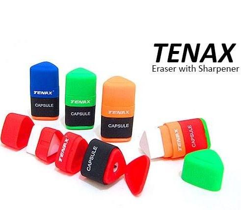 پاکن و تراش کپسولی مثلثی TENAX