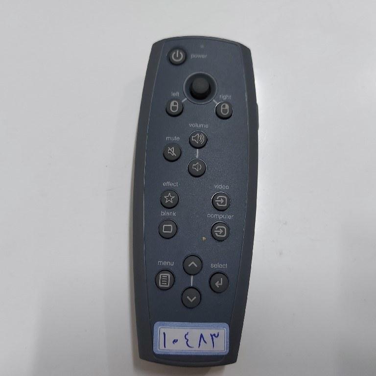 تصویر ریموت کنترل ویدئو پروژکتور اینفکوس INFOCUS