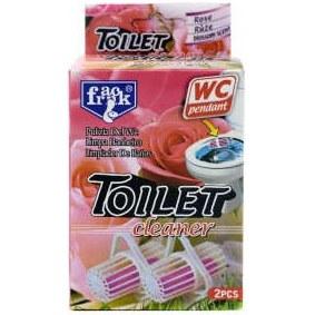 قرص جرم گیر و خوش بوکننده سیفون و توالت فرنگی فرانک مدل W-413-p |