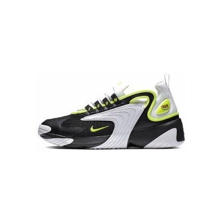 کفش مخصوص پیاده روی مردانه نایک مدل Nike Zoom 2K Black White Yellow