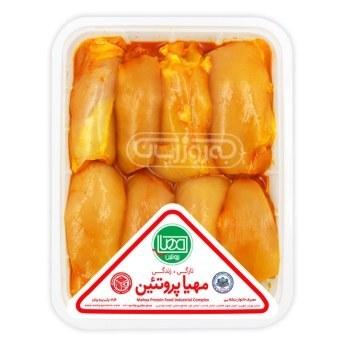 جوجه کباب ران مرغ زعفرانی مخصوص ۹۰۰ گرمی مهیا پروتئین
