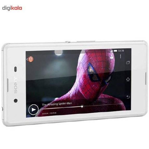 تصویر گوشی سونی اکسپریا ای 3 | ظرفیت 4 گیگابایت Sony Xperia E3 | 4GB