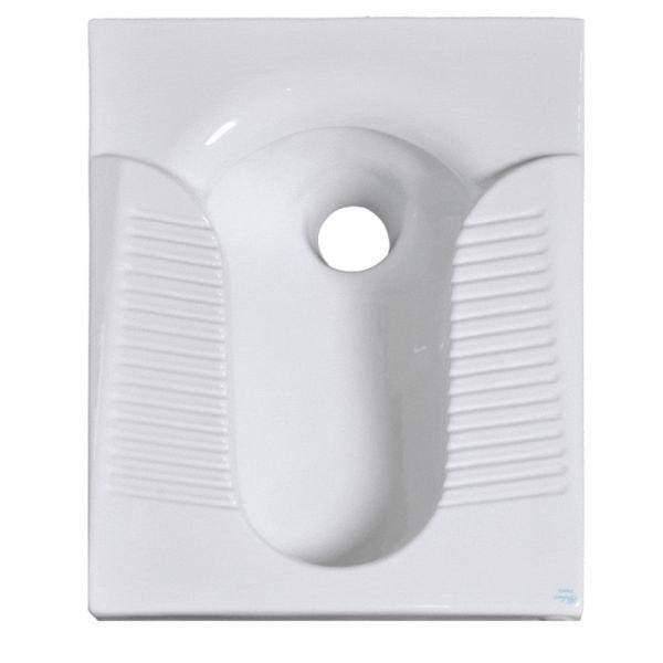 تصویر توالت ایرانی گلسار مدل پارمیس طبی