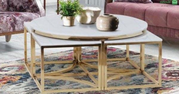 تصویر میز جلو مبلی و عسلی پدوفیا
