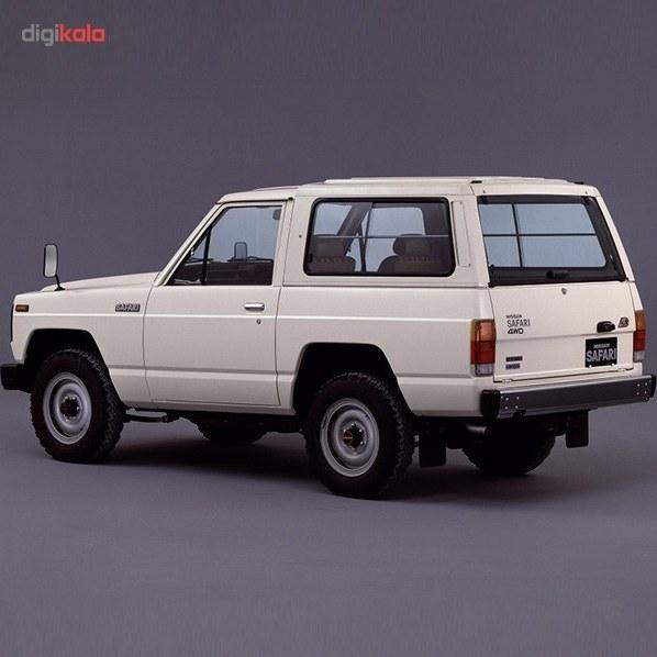 عکس خودرو نیسان پاترول دنده ای سال 1986 Nissan Patrol 1986 MT خودرو-نیسان-پاترول-دنده-ای-سال-1986 2