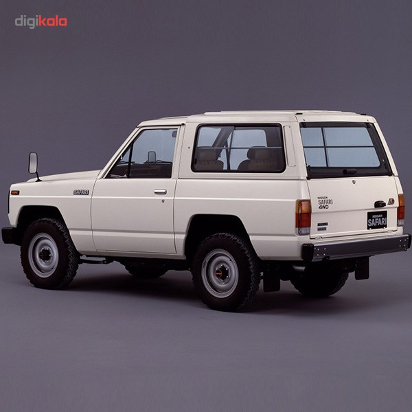 عکس خودرو نيسان پاترول دنده اي سال 1986 Nissan Patrol 1986 MT خودرو-نیسان-پاترول-دنده-ای-سال-1986 2