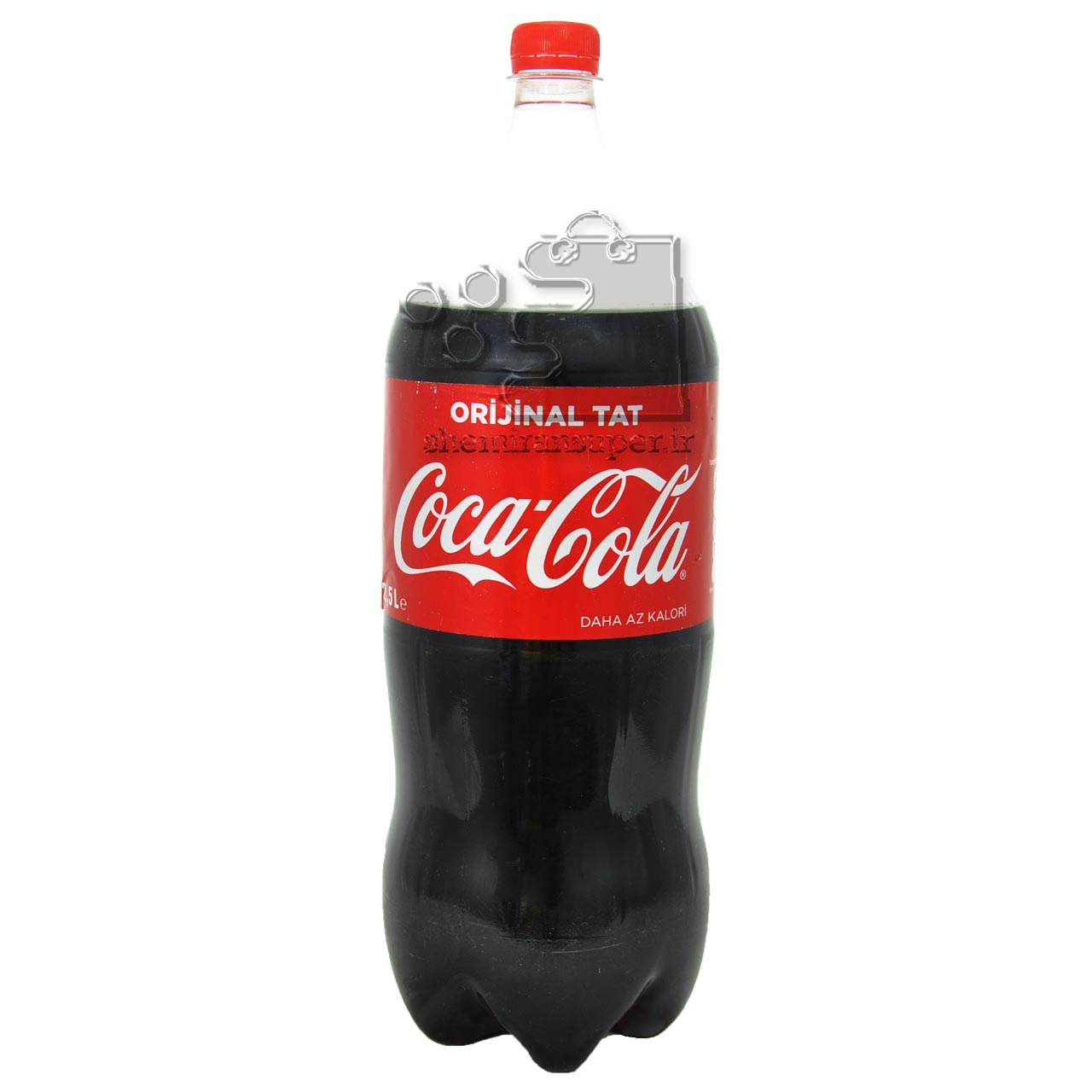 تصویر نوشابه ۲٫۵ لیتر کوکاکولا – Coca Cola