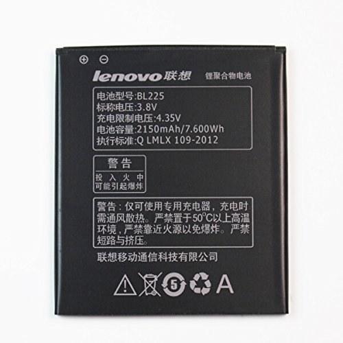 تصویر باتری اورجینال لنوو BL225 ظرفیت 2150 میلی آمپر ساعت Lenovo BL225 2150mAh Original Battery