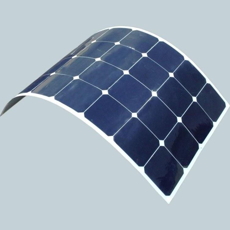تصویر پنل خورشیدی منعطف 50 وات