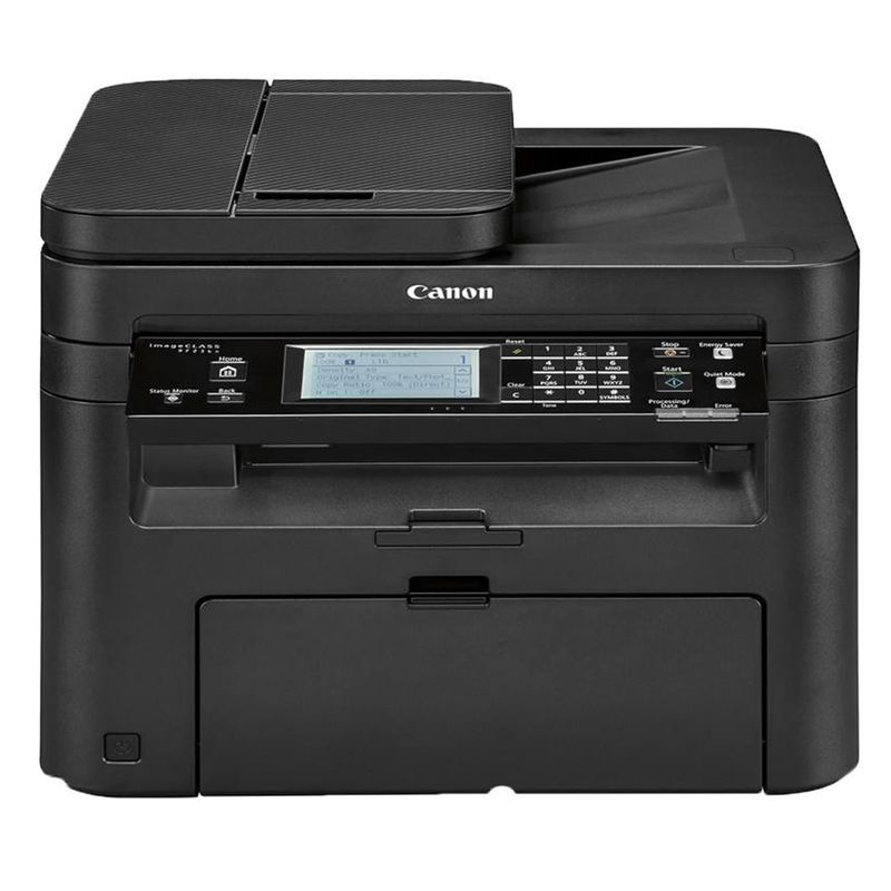 تصویر پرینتر لیزری چندکاره کنون مدل imageCLASS MF236n Canon imageCLASS MF236n Multifunction Laser Printer