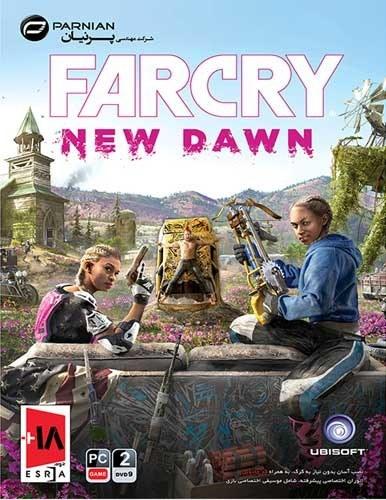 تصویر بازی کامپیوتری Far Cry New Dawn نشر پرنیان Far Cry New Dawn