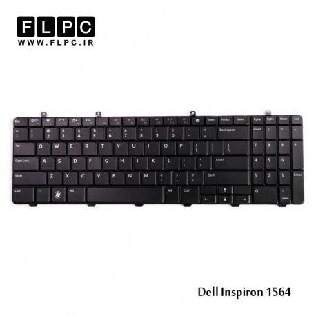 تصویر کیبورد لپ تاپ دل Dell Inspiron 1564 Laptop Keyboard مشکی
