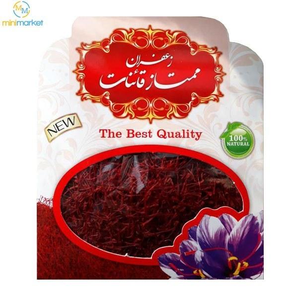 تصویر زعفران سرگل صادراتی – 1 مثقال زعفران سرگل ممتاز صادراتی