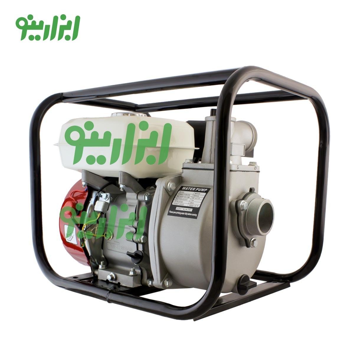 تصویر موتور پمپ آب بنزینی هوندا