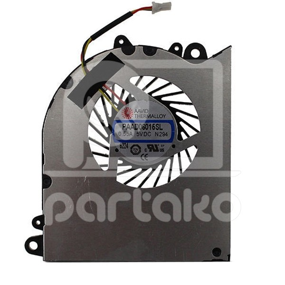 تصویر فن لپ تاپ ام اس آی Laptop Fan Msi GS60 Cpu