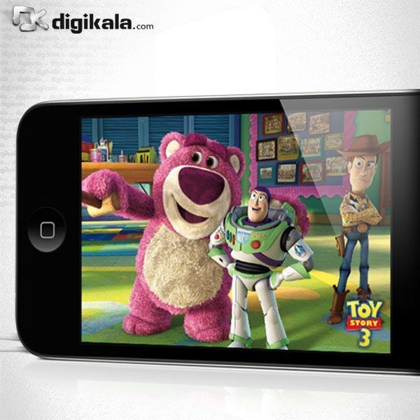 تصویر اپل آي پاد تاچ نسل چهارم - 16 گيگابايت Apple iPod Touch 4th Generation - 16GB