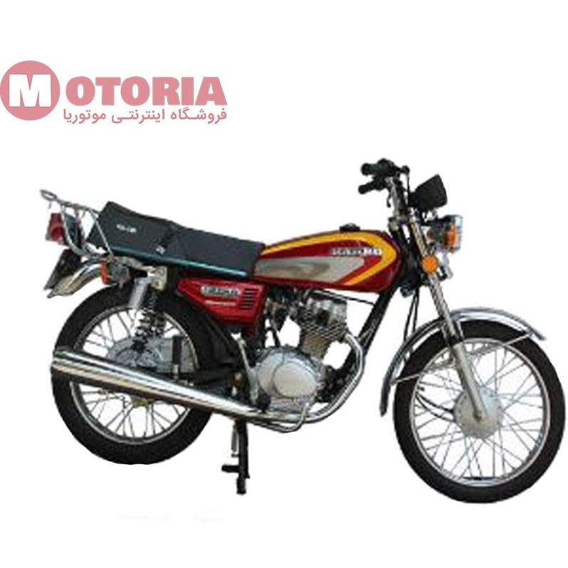 main images موتورسیکلت رهرو مدل CG 125 سال ۱۳۹۹
