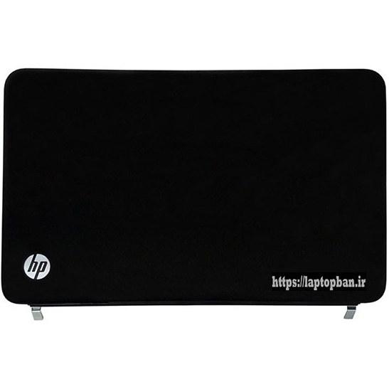 تصویر قاب پشت ال سی دی لپ تاپ اچ پی Hp Pavilion DV6-6000 مشکی-طرح دار Case A Laptop HP Pavilion DV6-6000_Black