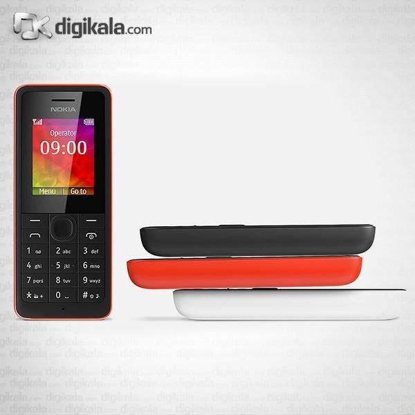 img گوشی نوکیا 107   ظرفیت 4 مگابایت Nokia 107   4MB