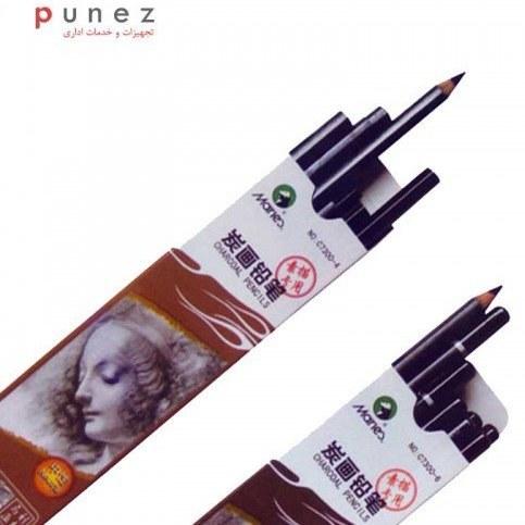 مداد کنته مخصوص طراحی سیاه قلم -لوازم طراحی-ماریس |