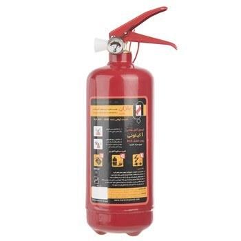 تصویر کپسول آتش نشانی 1 کیلویی باران