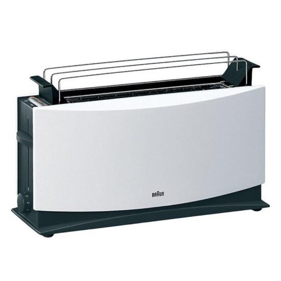 تصویر توستر براون مدل BRAUN HT450WH BRAUN Toaster HT450WH