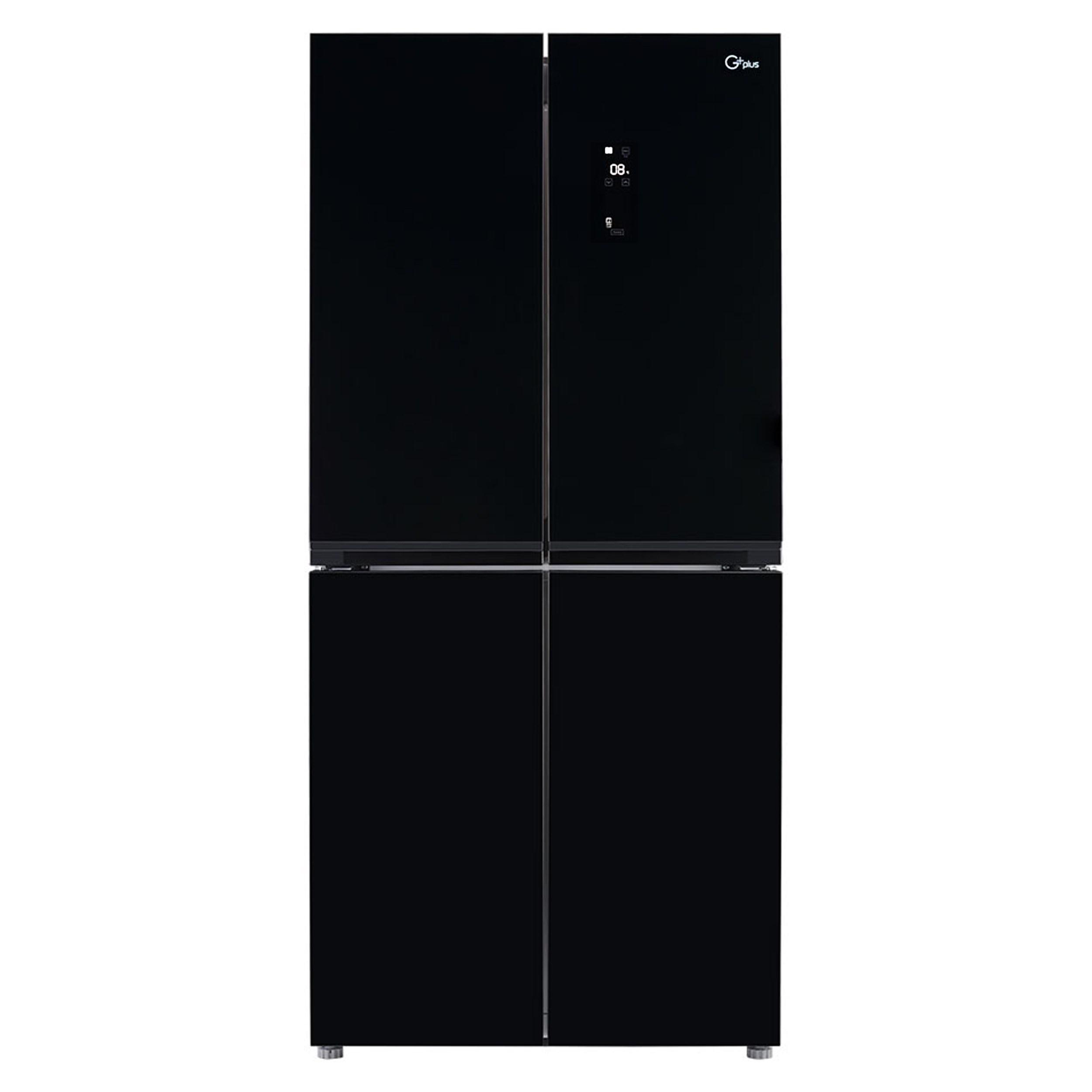 تصویر یخچال و فریزر ساید بای ساید جی پلاس مدل GSS-J906BG G Plus GSS-J906BG Side By Side Refrigerator