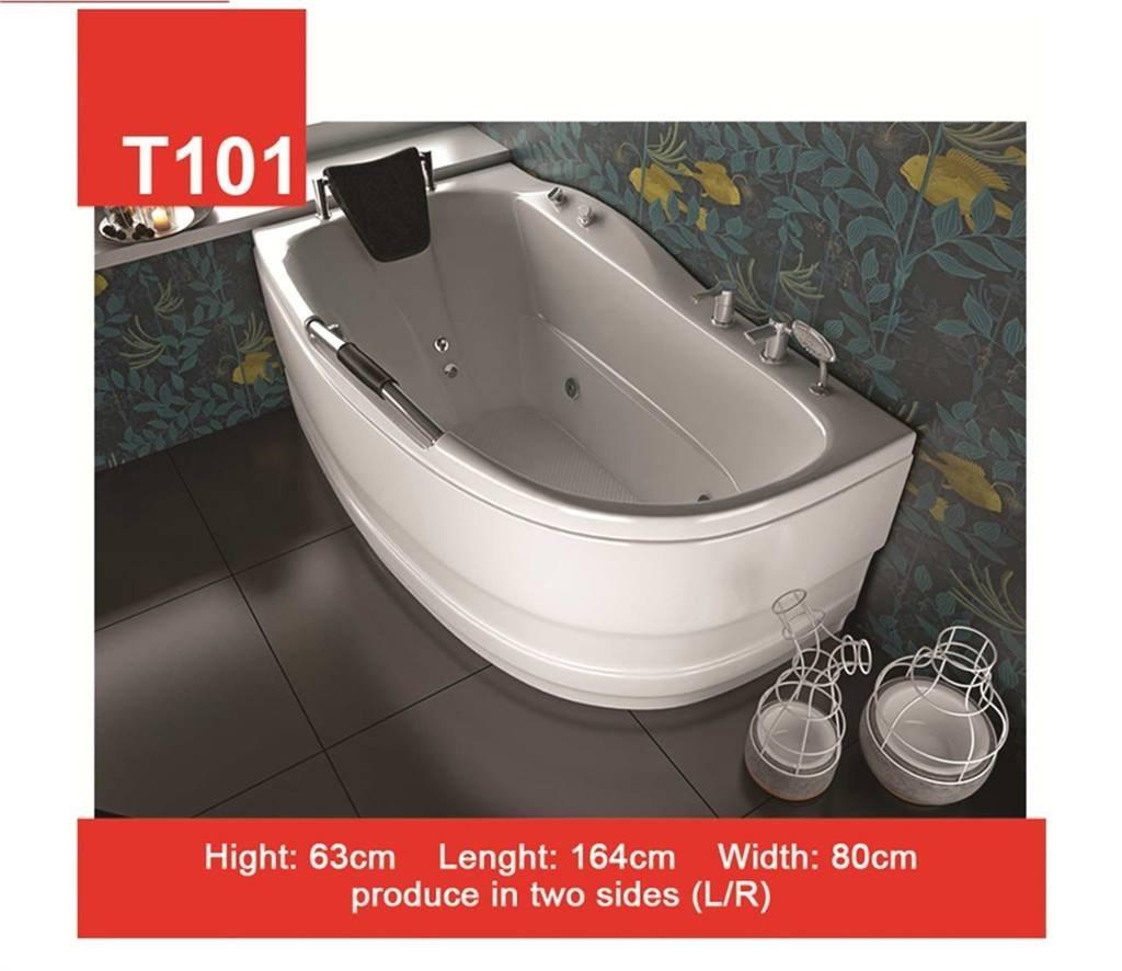وان و جکوزی حمام Tenser مدل T101 |