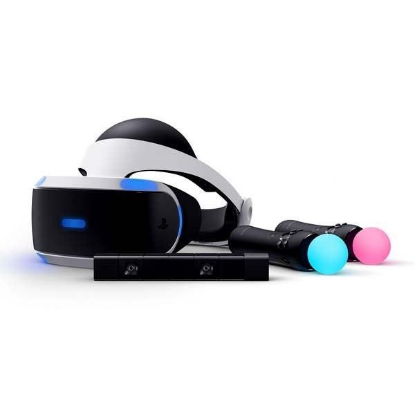تصویر پکیج واقعیت مجازی پلی استیشن PlayStation VR