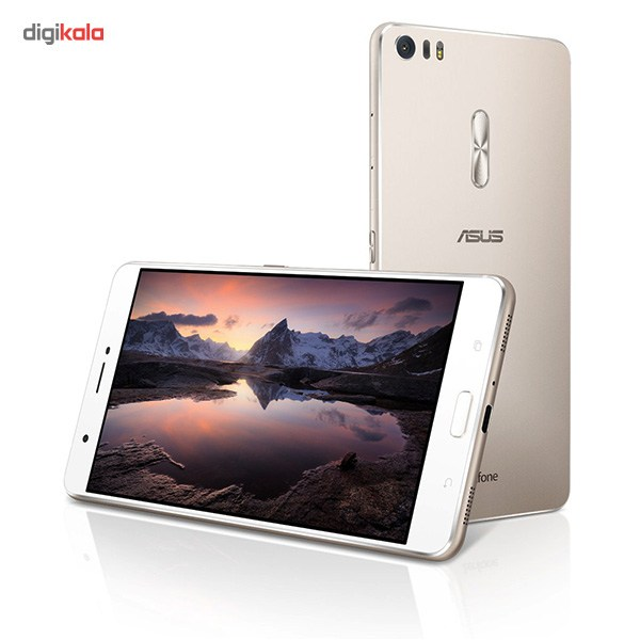 img گوشی ایسوس زنفون 3 اولترا | ظرفیت 128 گیگابایت Asus Zenfone 3 Ultra ZU680KL | 128GB