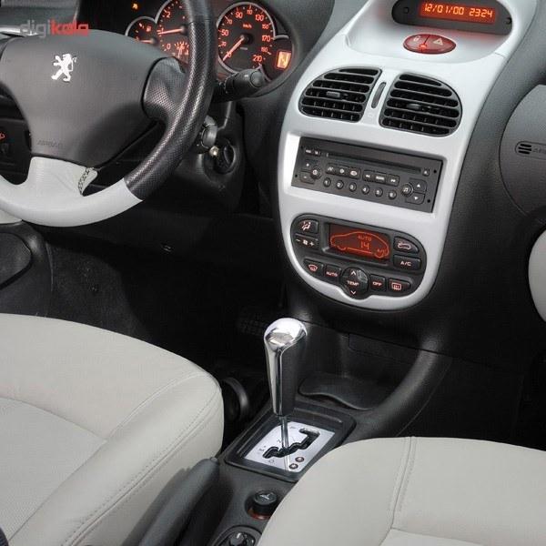 عکس خودرو پژو 206 تیپ 6 اتوماتیک سال 1395 Peugeot 206 Trim 6 1395 AT خودرو-پژو-206-تیپ-6-اتوماتیک-سال-1395 26