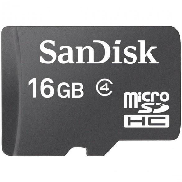 کارت حافظه 16 گیگ سن دیسک sandisk با پک 10تایی