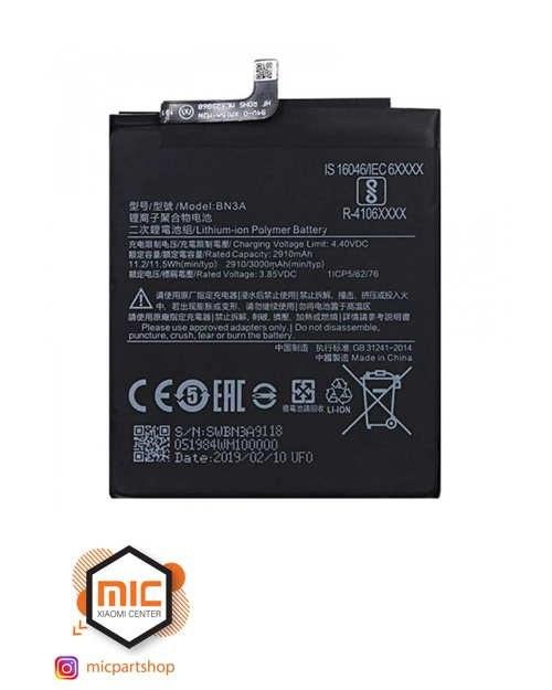 تصویر باتری اصلی شیائومی Xiaomi Redmi Go Battery Xiaomi Redmi Go - BN3A