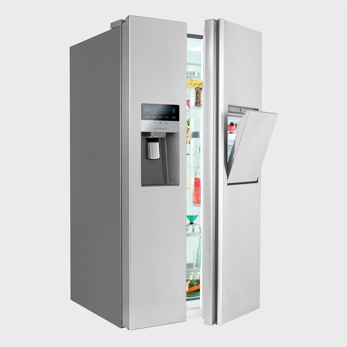تصویر یخچال ساید بای ساید اسنوا مدل S8-2322GW سری هایپر S8-2322GW
