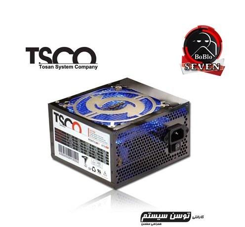 پاور کامپیوتر TSCO مدل TP-650 W