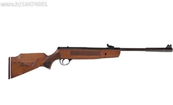 تفنگ بادی هاتسان 1100 x کالیبر 5.5 آکبند