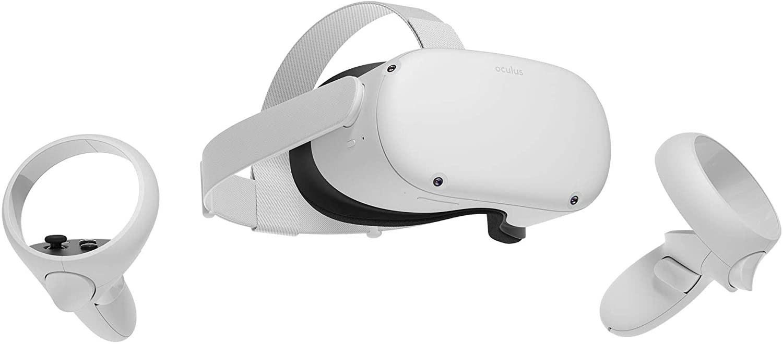 تصویر Oculus Quest 2 -256 GBهدست واقعیت مجازی Oculus Quest 2 Advanced 256 GB All-In-One Virtual Reality Headset
