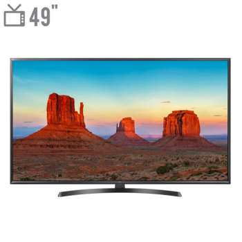 تلویزیون ۴۹ اینچ ال جی مدل UK6400 | LG 49UK6400 TV