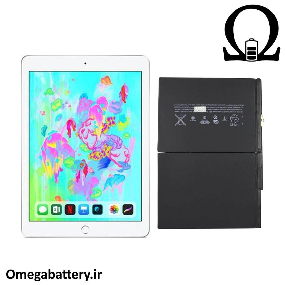 تصویر باتری اصلی آیپد اپل Apple iPad 7 - iPad 10.2 (2019)