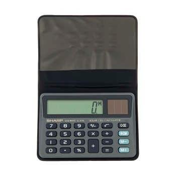 تصویر ماشین حساب شارپ مدل EL-879L