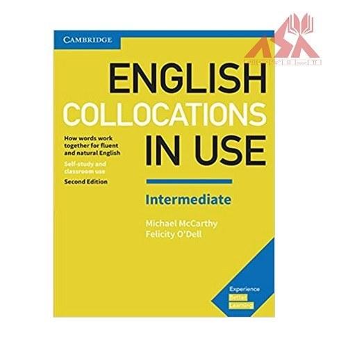 تصویر English Collocations in use intermediate