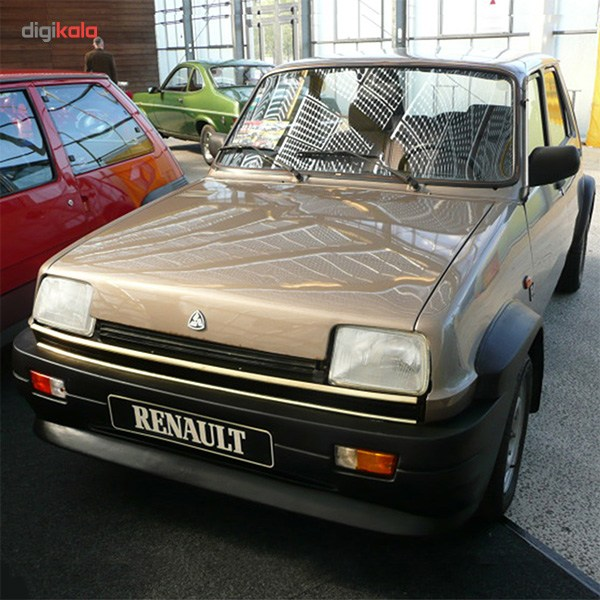 تصویر خودرو رنو PK دنده ای سال 1380 Renault PK 1380 MT