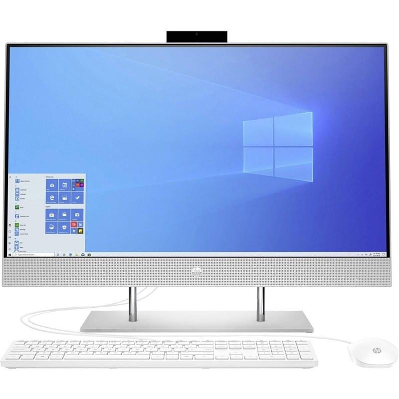 تصویر کامپیوتر همه کاره 27 اینچی اچ پی مدل Pavilion 27 DP1000nh - B