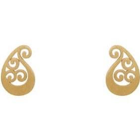 گوشواره طلا 18 عیار زنانه شانا مدل E-SG56 |