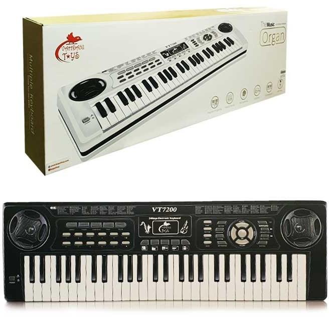 تصویر ارگ ۵۴ کلیده Organ مدل VT7200