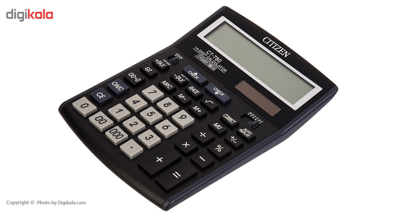 img ماشین حساب CT-780 سیتیزن Citizen CT-780 calculator