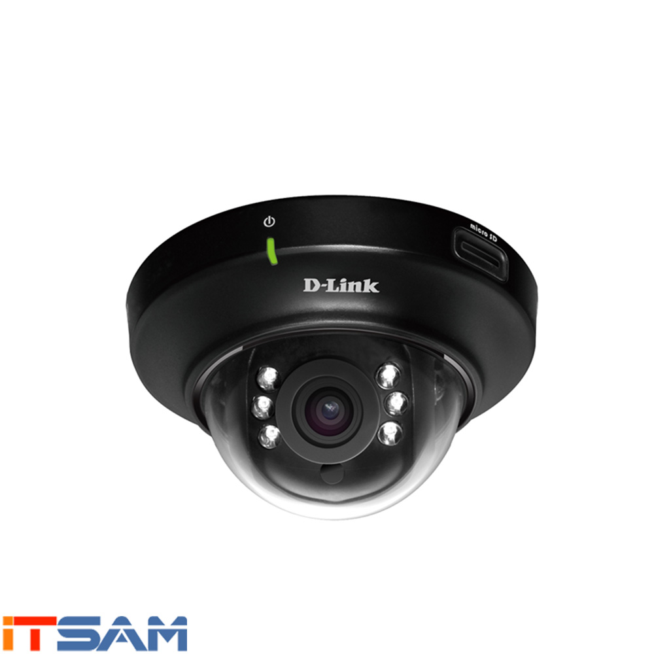 تصویر دوربین تحت شبکه با کاربرد داخلی دی لینک مدل D-Link DCS-6004L/MP