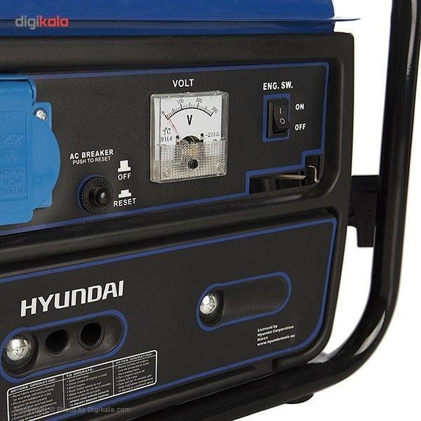 تصویر موتور برق هیوندای مدل  HG2010-PG HYUNDAI  HG2010-PG  Electric Engine